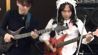 getlinkyoutube.com-H.J.Freaks師匠 vs あさたか所長&千里ちゃん超絶バトル!