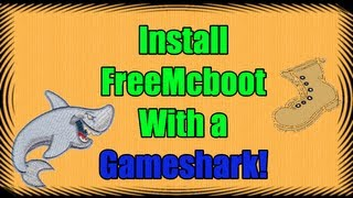 getlinkyoutube.com-[How-To] Install Free McBoot on a PS2 Memory Card With A Gameshark (Simple!)