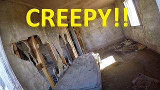 getlinkyoutube.com-Old  Abandoned house/farm exploring and some crazy stuff