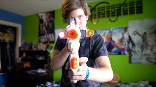 getlinkyoutube.com-Nerf Modulus Accessories Unboxing and Review