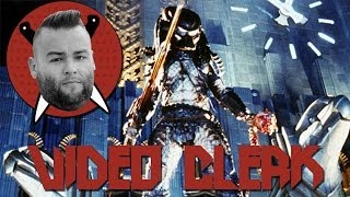Predator 2, not as good as Predator 1 - Video Clerk