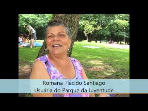 Romana Plácido Santiago: o que há de melhor no Parque da Juventude?