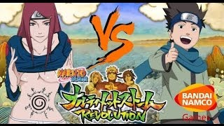 getlinkyoutube.com-Naruto Ultimate Ninja Storm Revolution: Kushina vs Konohamaru Sexy no Jutsu GAMEPLAY