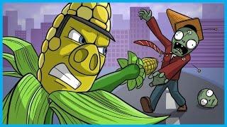 getlinkyoutube.com-Plants vs. Zombies Garden Warfare 2 Garden Ops Fun w/ Moo Snuckel!