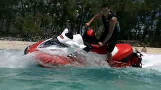 getlinkyoutube.com-Miami to Bimini Bahamas on Sea-Doos (Jet Skis & Jet Boats)