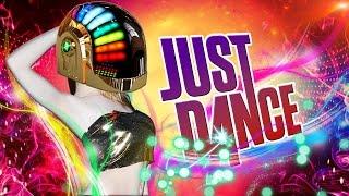 getlinkyoutube.com-Daft Punk Ft. Pharrell Williams - GET LUCKY | Just Dance 2014