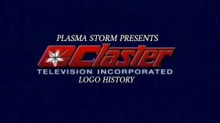 Claster Incorporated Logo History
