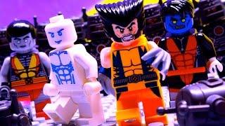 getlinkyoutube.com-Lego X-Men: The Apocalypse