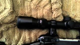 getlinkyoutube.com-Tasco bucksight 3x9x50mm review