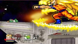 getlinkyoutube.com-Super Bug En Super Smash Flash 2 V0.8