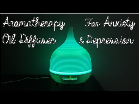 Aromatherapy for Anxiety & Depression
