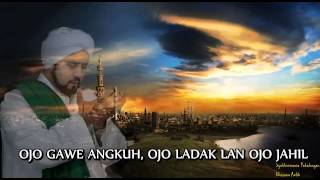 getlinkyoutube.com-Pepali Ki Ageng Selo - Habib Syech (Teks)