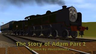 getlinkyoutube.com-Thomas: The Trainz Adventures Episode 4: The Story Of Adam Part 2