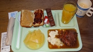 Canadian IMP (Individual Meal Pack) Menu No.9: Smoked Meat with Demi-Glace Sauce