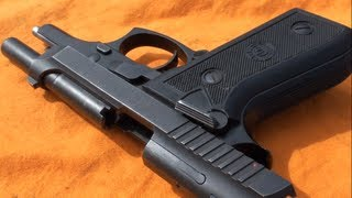 getlinkyoutube.com-Pistola Taurus PT-58 HC Plus em .380 ACP