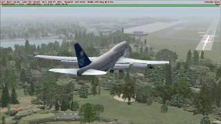 getlinkyoutube.com-هبوط طائرة السعودية بدلسدورف ألمانيا