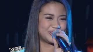 getlinkyoutube.com-THE VOICE Philippines : Morissette Amon 'Dadalhin' Performance