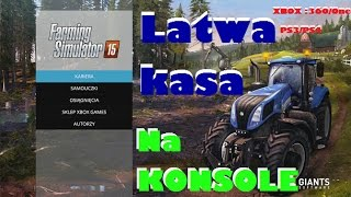 getlinkyoutube.com-Farming Simulator 15 ( XBOX 360) Latwa kasa