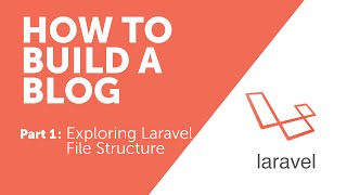 getlinkyoutube.com-How to Build a Blog with Laravel - Part 1 (Exploring File Structure)