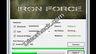 getlinkyoutube.com-2014 update Iron Force Hacks cheats tools Video by Taldridge 1st USA MONO legion comentakeit