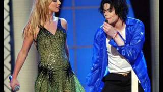 Michael Jackson & Britney Spears - The Way You Make Me Feel