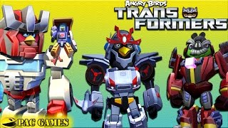 getlinkyoutube.com-Angry Birds Transformers: New Evolutions / Promotions