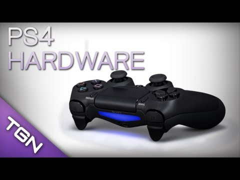  Playstation 4 : Hardware Specifications (Graphics/Performance/Development)