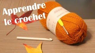getlinkyoutube.com-Apprendre le crochet / Maille chainette