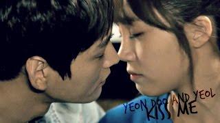 getlinkyoutube.com-Kang Yeon Doo + Kim Yeol || Kiss Me