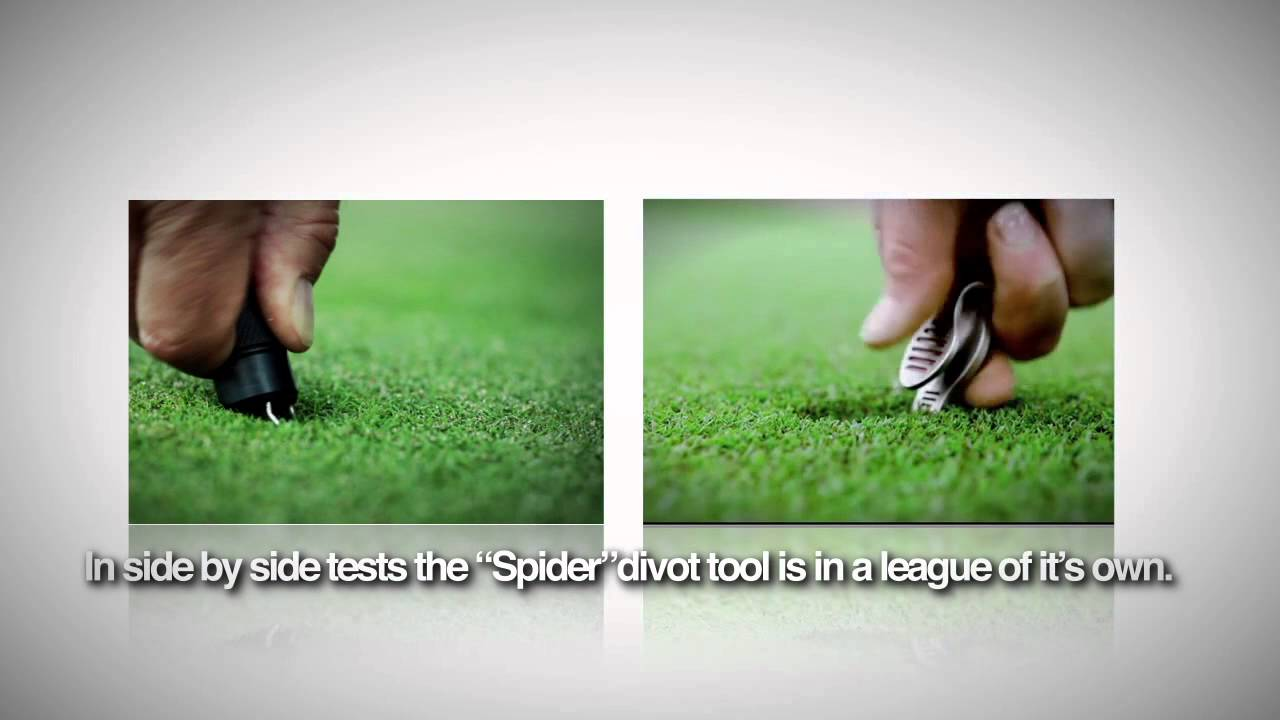 Spider – en bättre greenlagare -Michael Broström