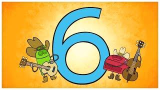 "getlinkyoutube.com-""The Number Six,"" Number Songs by StoryBots"