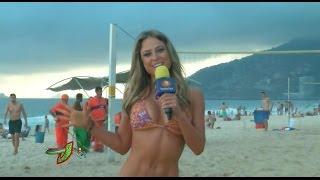 getlinkyoutube.com-Vanessa Huppenkothen - Sexy Bikini Brazil 2014