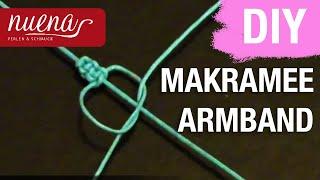 getlinkyoutube.com-Shamballa Makramee Armband selbst gestalten deutsch