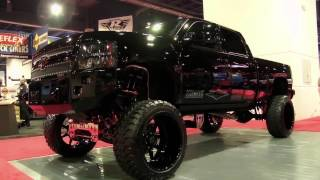 getlinkyoutube.com-American Force Wheels Interview 4 SEMA 2012