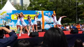 getlinkyoutube.com-20150523 청소년페스티벌 동탄센트럴파크 여자친구Gfriend 하얀마음 White