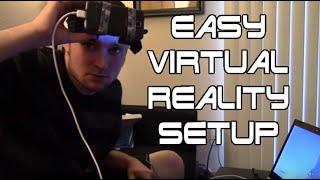 getlinkyoutube.com-Easy Virtual Reality Setup (Dr. NOOB's Lab)