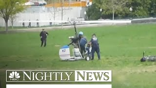 getlinkyoutube.com-Mailman Charged In Gyrocopter Capitol Lawn Landing | NBC Nightly News