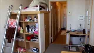 getlinkyoutube.com-Tour of Leopalace apartment--Living in Japan