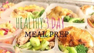 getlinkyoutube.com-Healthy Meal Prep For The Week