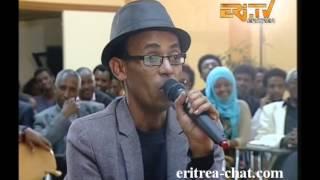 getlinkyoutube.com-Eritrean Merhaba Interview with Comedian Ermile - Eritrea TV