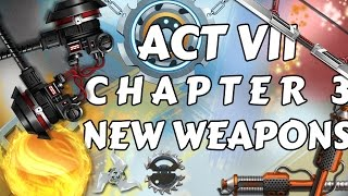 getlinkyoutube.com-Shadow Fight 2: Act VII;Chapter 3: New Weapons