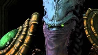 StarCraft II  Wings of Liberty PC   Jim Raynor   Zeratul Single Player Campaign Cut Scene HD