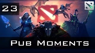 getlinkyoutube.com-Dota 2 Pub Moments 23 | Dendi Stream
