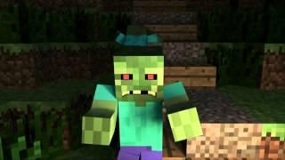 getlinkyoutube.com-Mineshaf Minecraft Parody Song [พากย์ไทย]