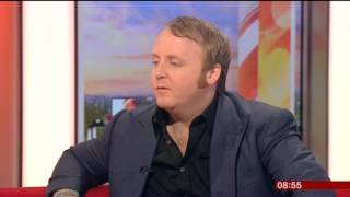 getlinkyoutube.com-James McCartney Strong As You Interview BBC Breakfast 2013