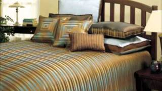 kathy ireland bedding, modern bedding, luxury bedding