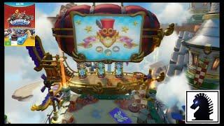 getlinkyoutube.com-Wii U Skylanders SuperChargers - Sea Racing Action Pack