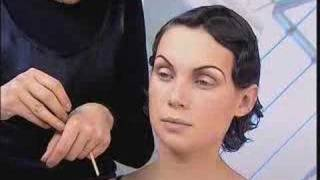 getlinkyoutube.com-Makeup 1930's