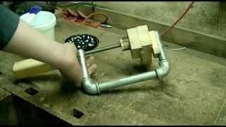 getlinkyoutube.com-Building Plumbing C-Clamps