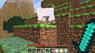 getlinkyoutube.com-Minecraft 1.8 ออกแล้ว !!! [ทดลองเล่น มี Bug]